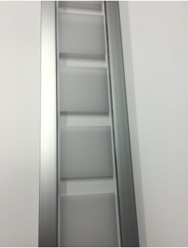 The New Generation Aluminium / Glass Extension Panel