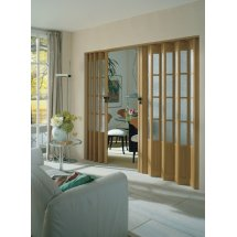 Concertina Folding Door The President From Marley - Royal Oak Glass