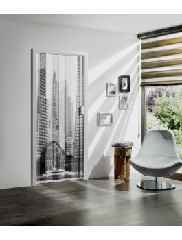 Concertina Folding Door New York Skyline From Marley