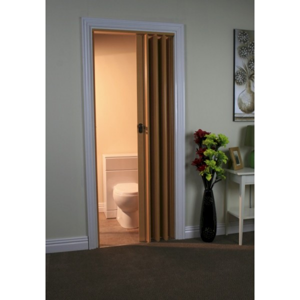 The Eurostar Folding Door - Beech