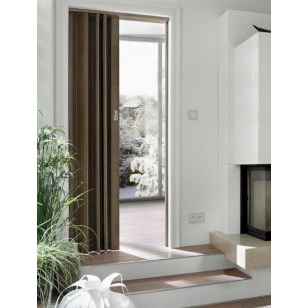 The Eurostar Folding Door - Nutmeg