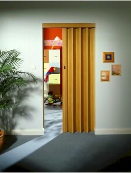 Rapid Internal Folding Door 880mm Oak Wood Effect