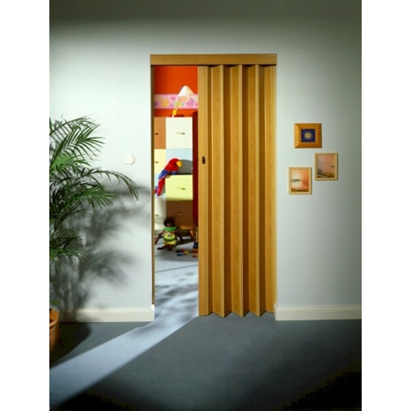 Rapid Internal Folding Door 880mm Oak