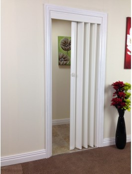 Rapid  Internal Folding Door 880mm White