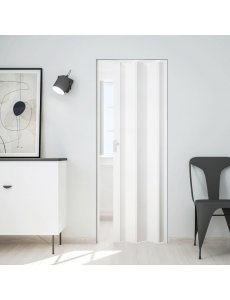 Rapido Internal Folding Door 830mm White Ash