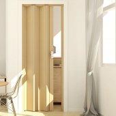 Rapido Internal Folding Door 830mm Beech Wood Effect