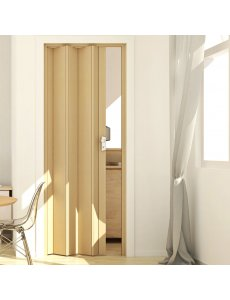 Rapido Internal Folding Door 830mm Beech Wood Effect
